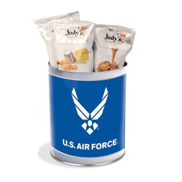 Air Force Popcorn Tin