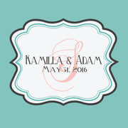 Wedding Label C