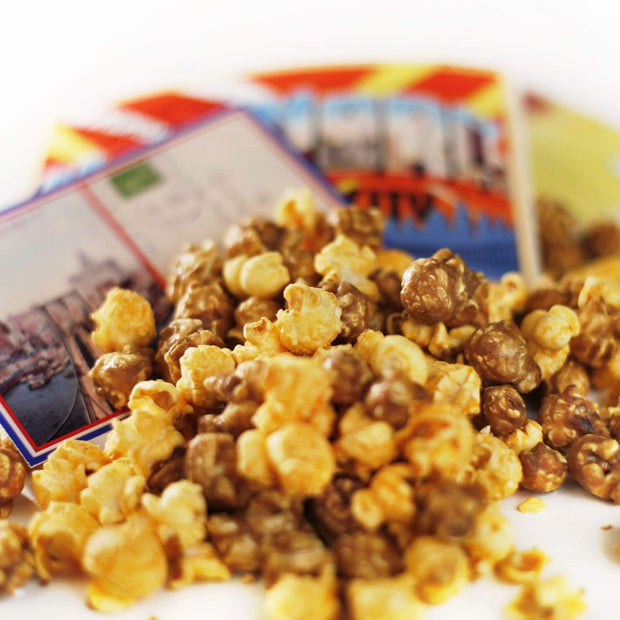 Big City Mix Popcorn