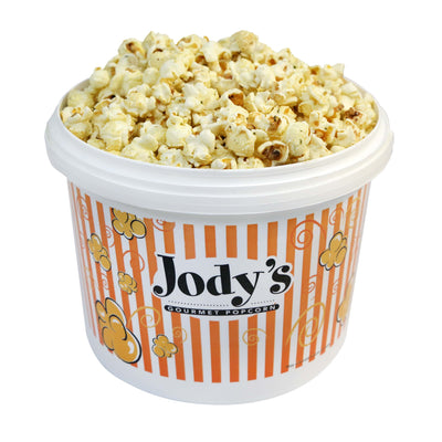 Cheesy Jalapeño Popcorn Party Tub