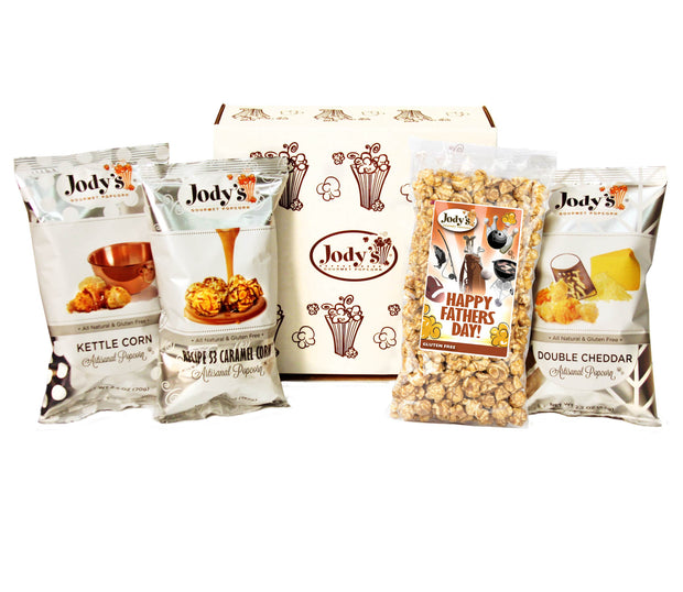 Jody's Designer Mailer-Happy Father's Day - Jody's Popcorn - 1