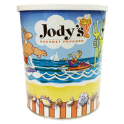 Jody's Neptune Popcorn Tin | One Gallon Gift Tin with 3 Flavors - Jody's Popcorn - 1