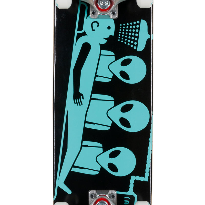 Abduction Black/Teal Complete 7.75