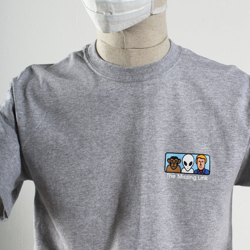 Missing Link Mini-Logo Tee