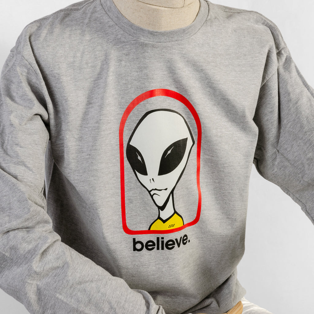 Believe L/S Youth T-Shirt