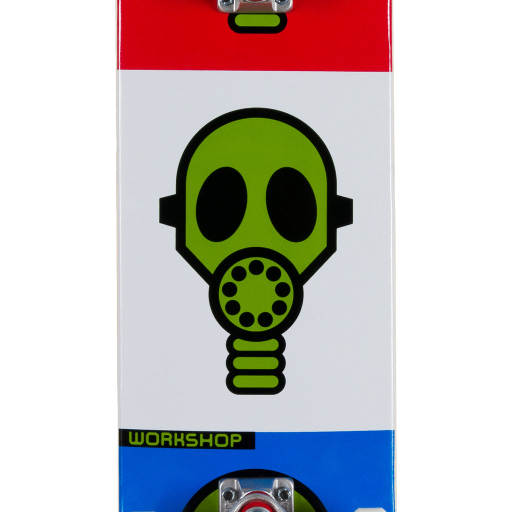 Gas Mask Bright Complete 8.0