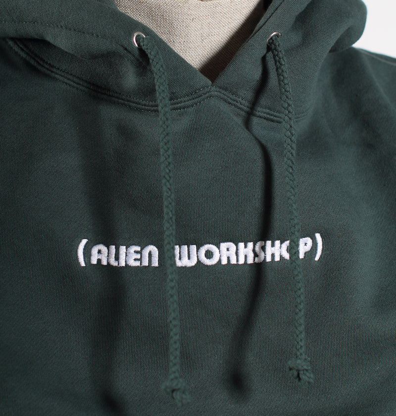 Parenthesis Embroidered Heavyweight Hoody