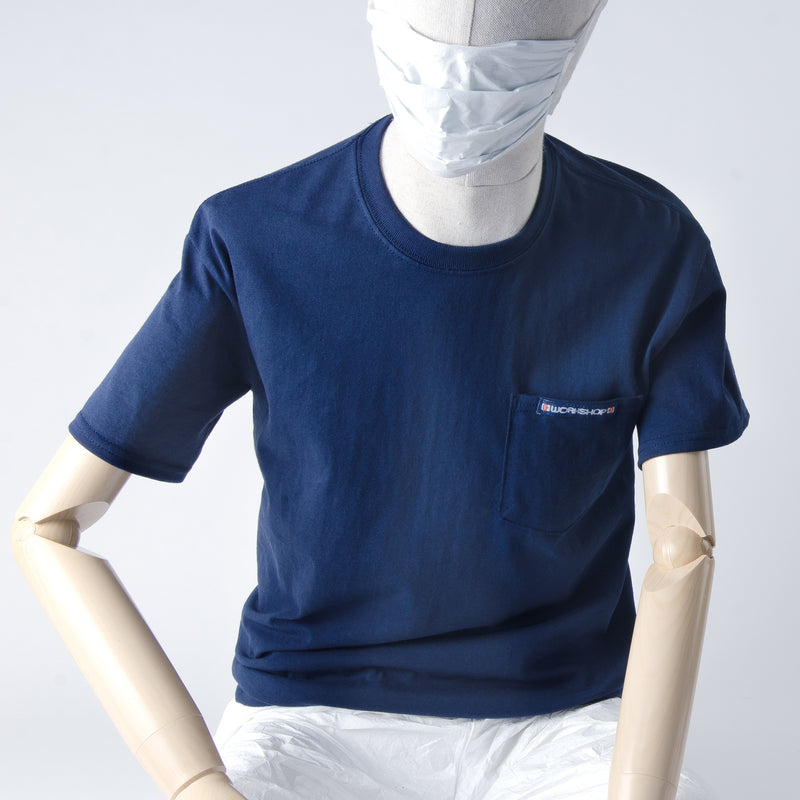 Workshop Basic Pocket T-Shirt