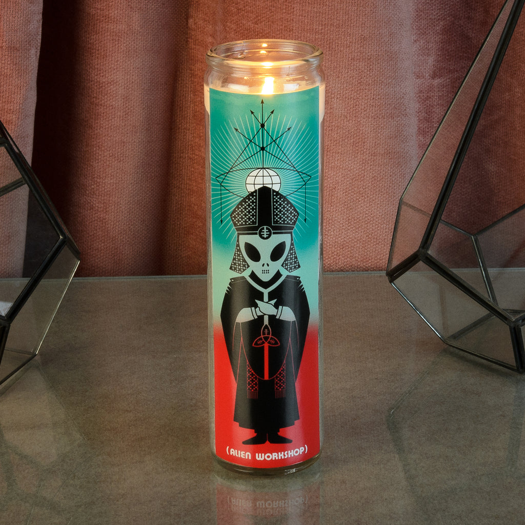 Scholar High Priests Votive Candle