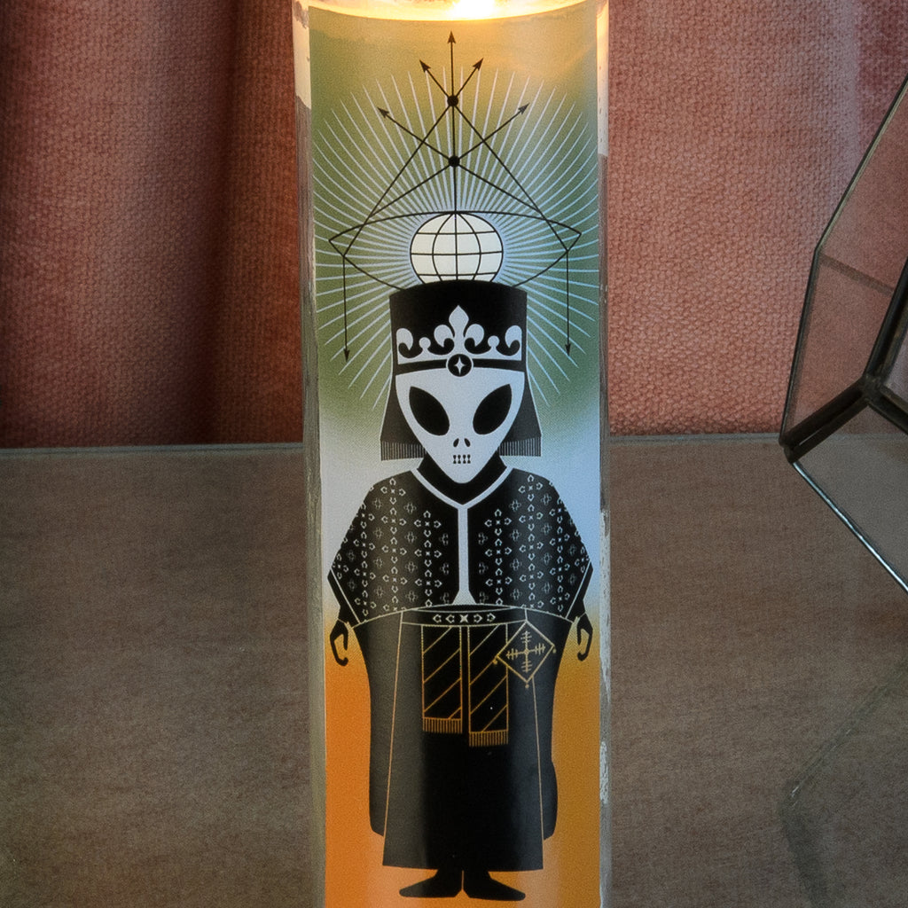Friar High Priests Votive Candle