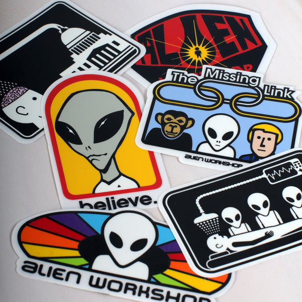 Sticker 6-Pack