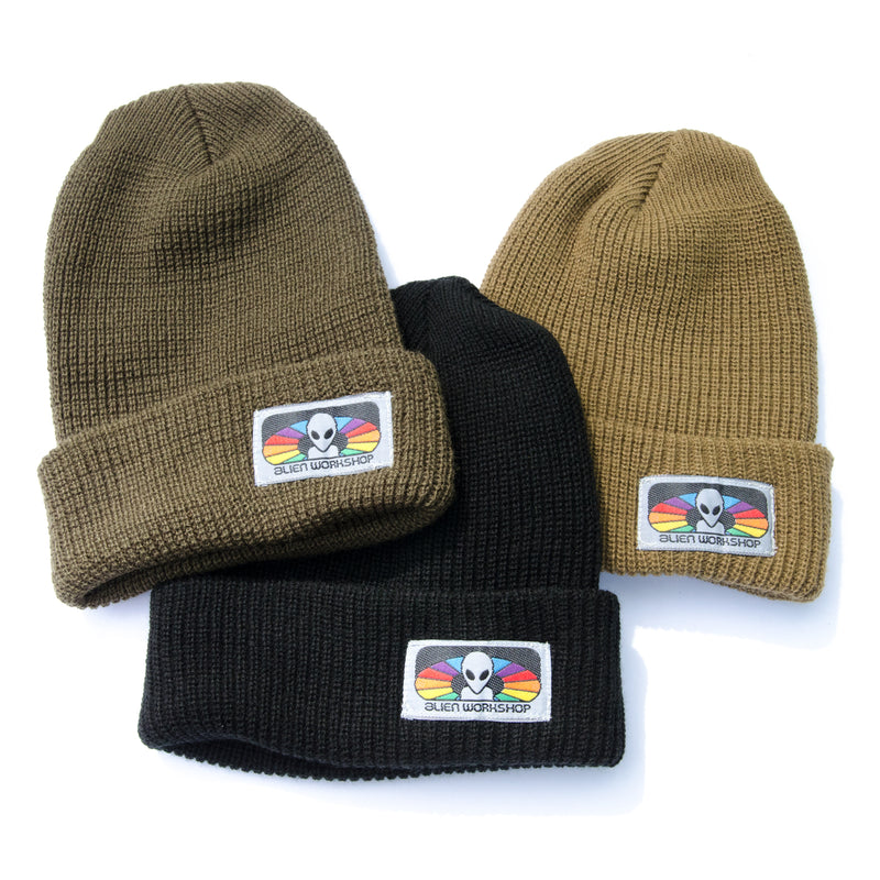 SPECTRUM ARMY SURPLUS BEANIE