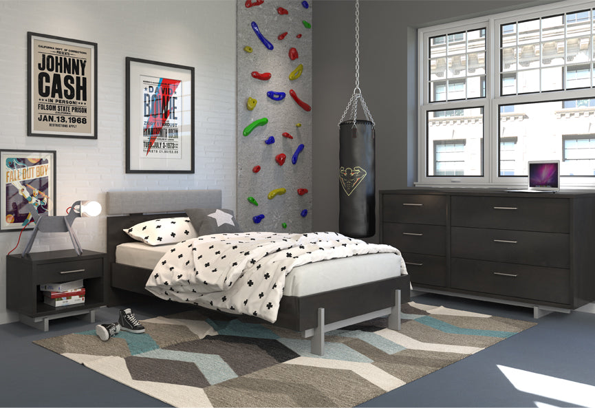 Verbois Zak Bed Kids At Home