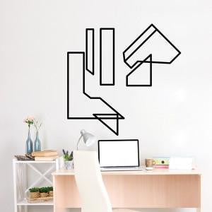 Wall Decal - Block Wall Decal