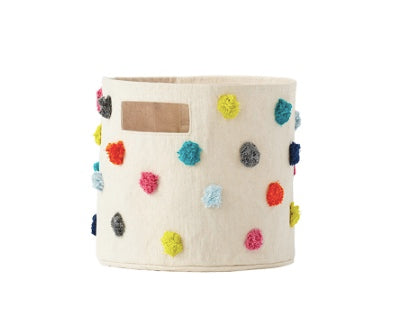 Pehr Pom Pom Pint - Multi Storage | kids at home