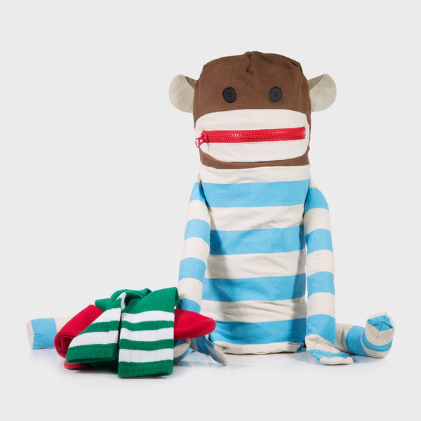 Laundry Bag - Monkey | kids at home
