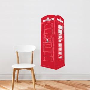 ADzif English Cabinet Wall Decal | kids at home