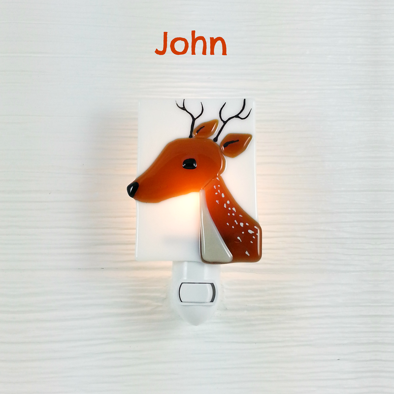 Veille Sur Toi Night Light - John Deer | kids at home