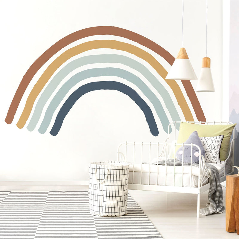 ADzif Marilou's Rainbow wallpaper | kids at home