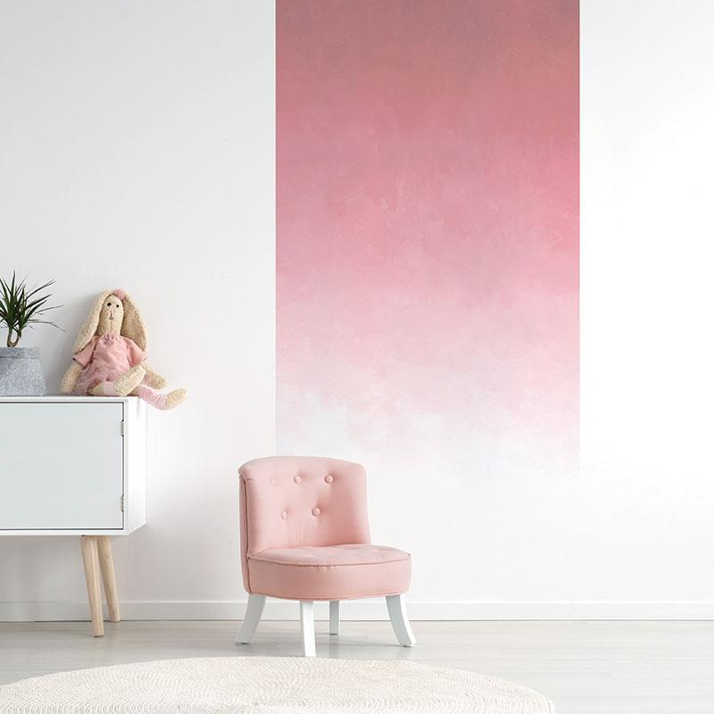 Gradient Wallpaper Fading Rose - ADzif | kids at home
