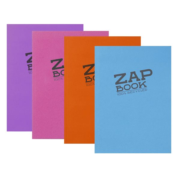 ZAP Book - Bright Pink