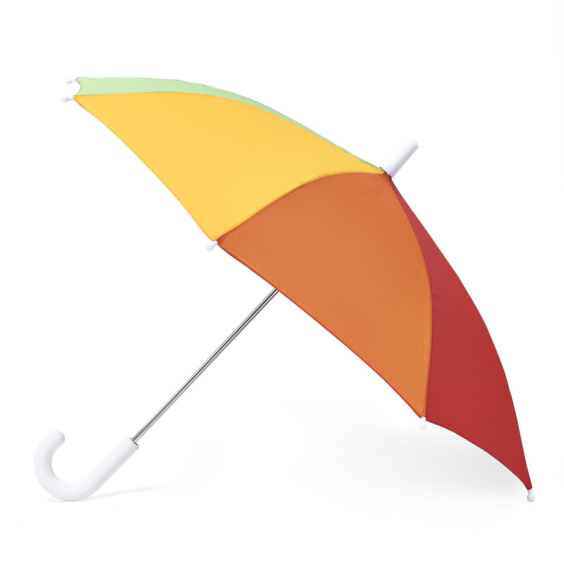 Hipsterkid Kids Umbrella Rainbow Accessory | kids at home
