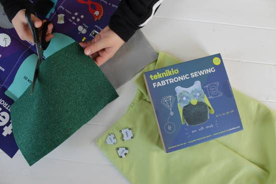 Fabtronic Sewing Set | kids at home
