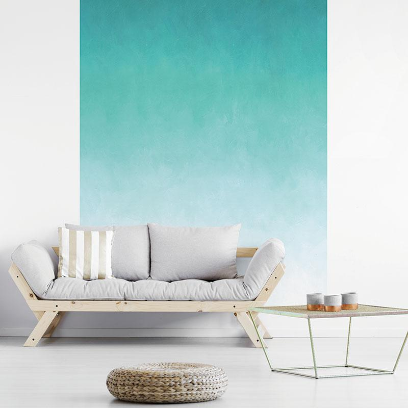Gradient Wallpaper Blue Paradise - ADzif | kids at home