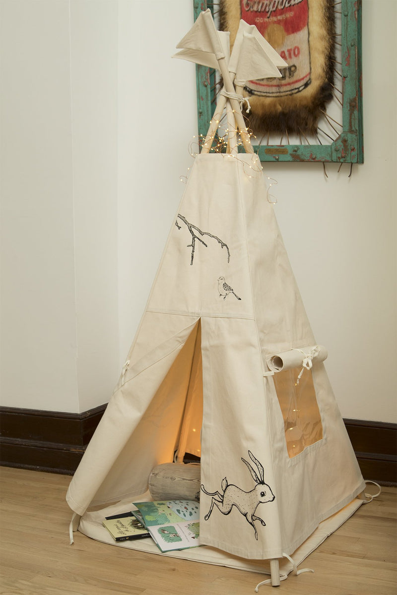 La Fée Raille | Teepee Of The Hare