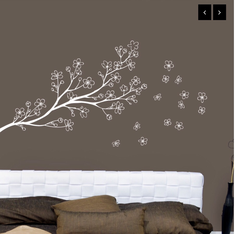 ADzif Wall Decal - Sego - Ryukyu | kids at home