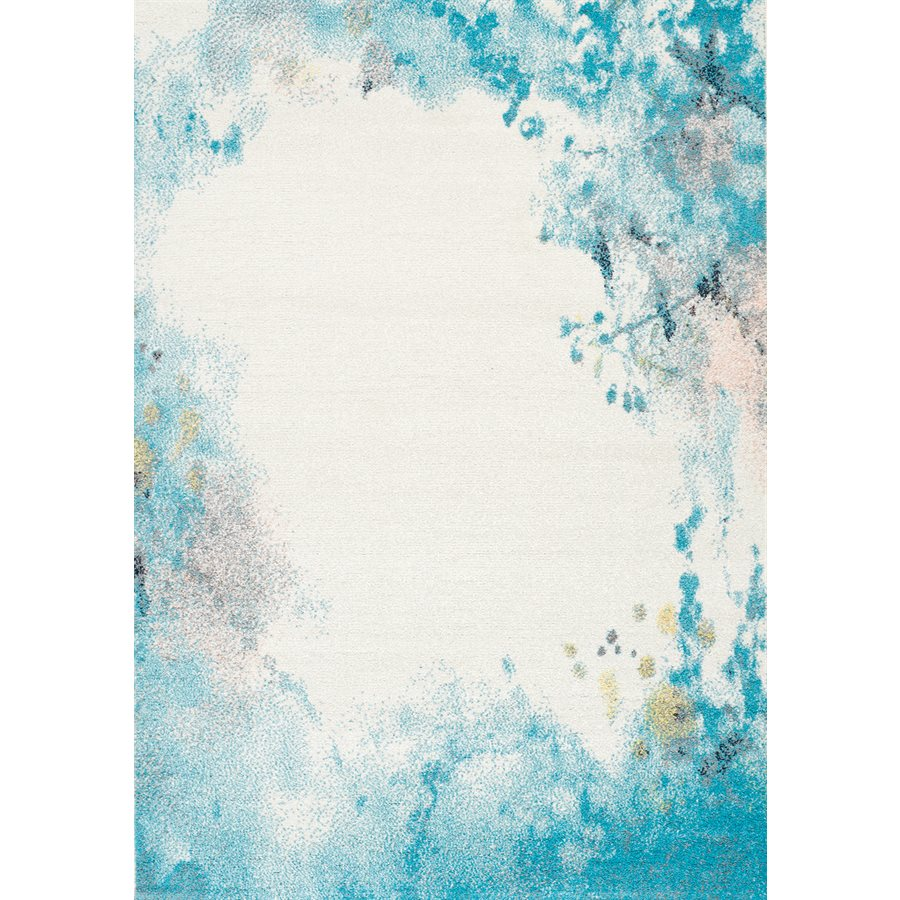 Kalora Interiors Spring Blue 8355 Rug | kids at home