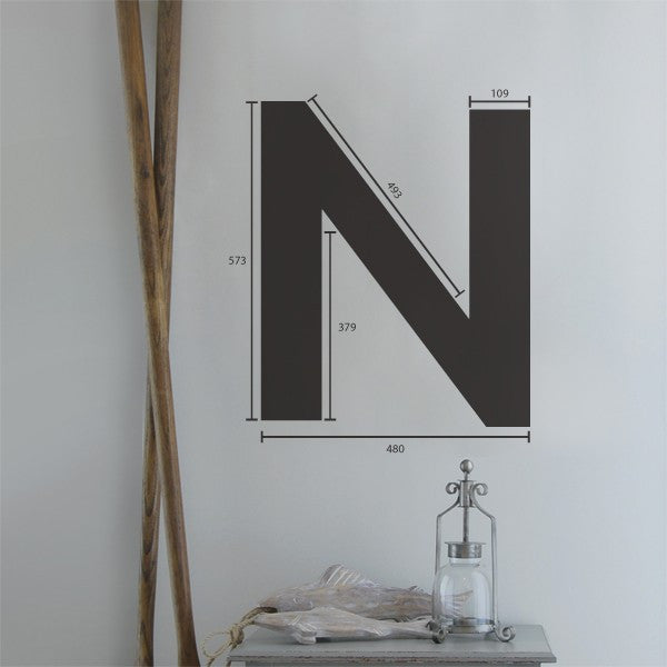 Give Me A(n)... Wall Decal