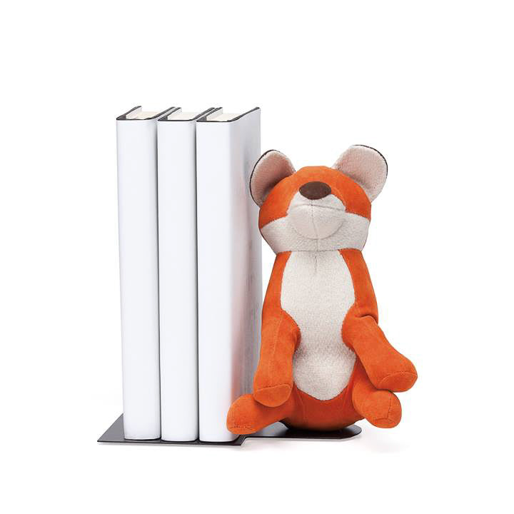 Torre & Tagus Ranger Fox Bookend Accessory | kids at home