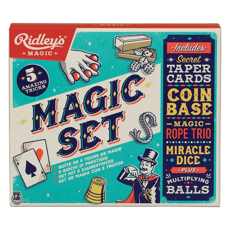 Ridley's Games | Magic Set of 5 Tricks