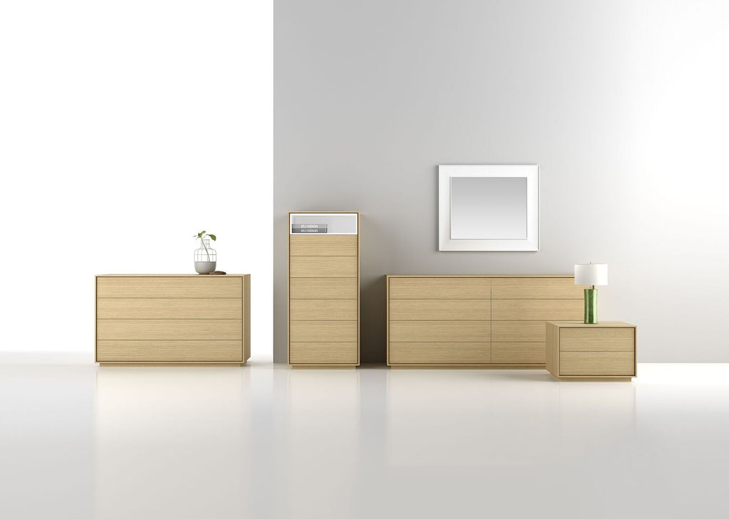 Azura Double Dresser (8 Drawers)