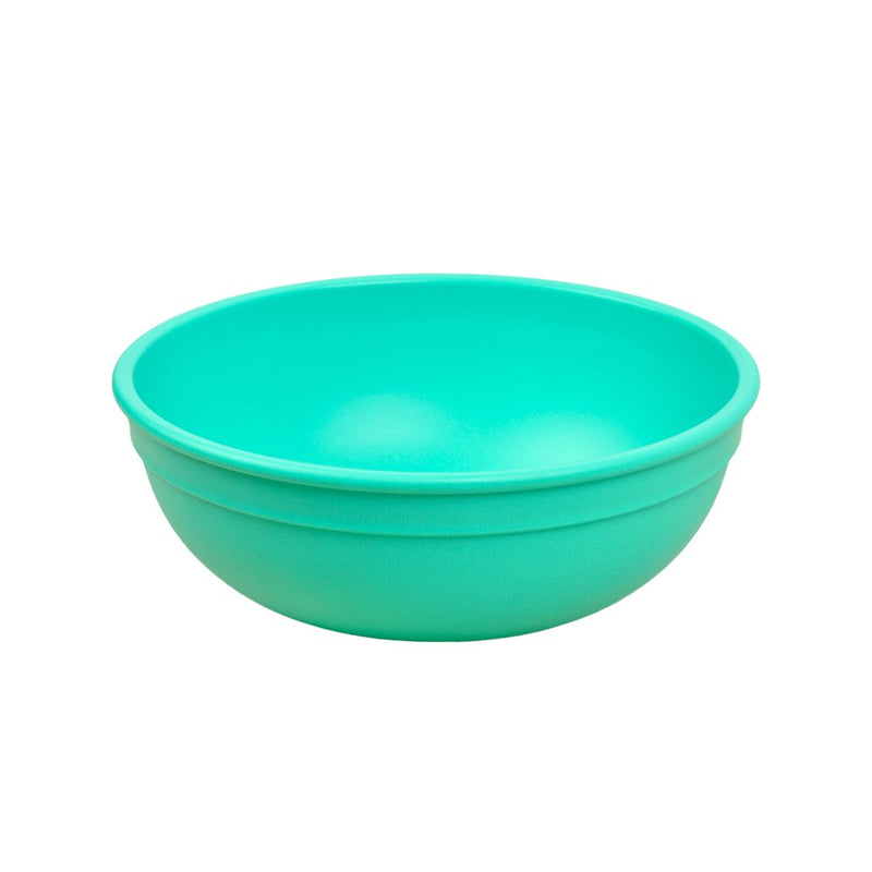 Re-Play Recycled Plastic Large Bowl - Aqua | kids at home