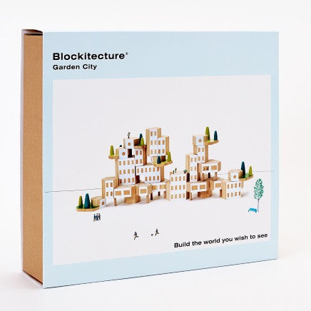 Blockitecture - Garden City