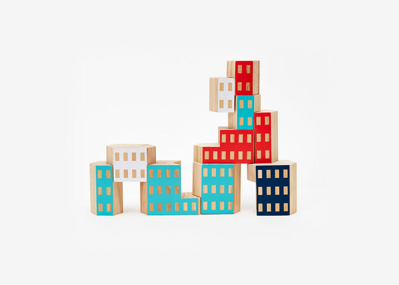 Areaware Blockitecture - Habitat Toys | kids at home