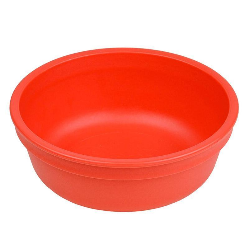 Re-Play Recycled Plastic Bowl - Red | kids at home