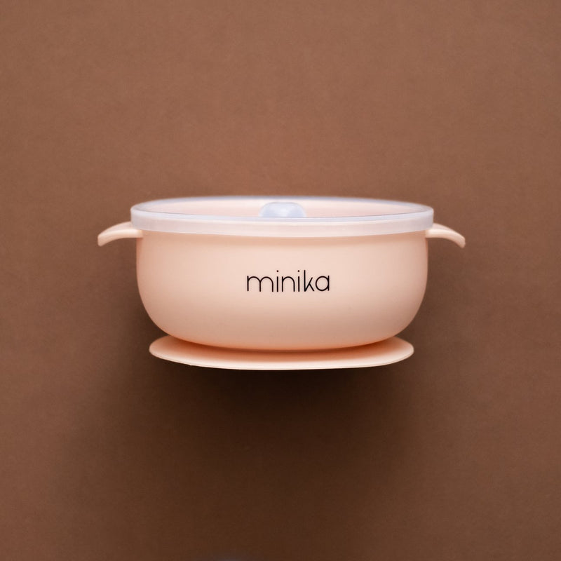 MINIKA Bowl - Blush | kids at home
