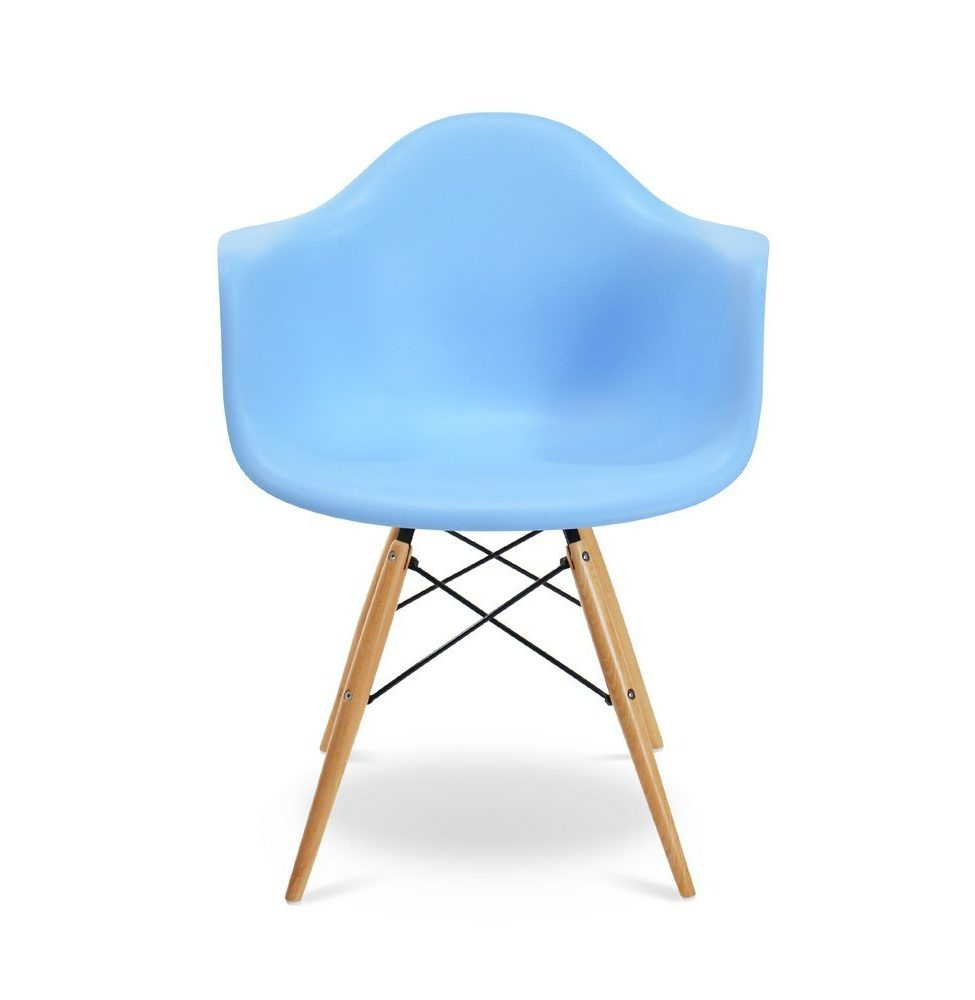 Plata Import | Kids Bucket Chair - Blue