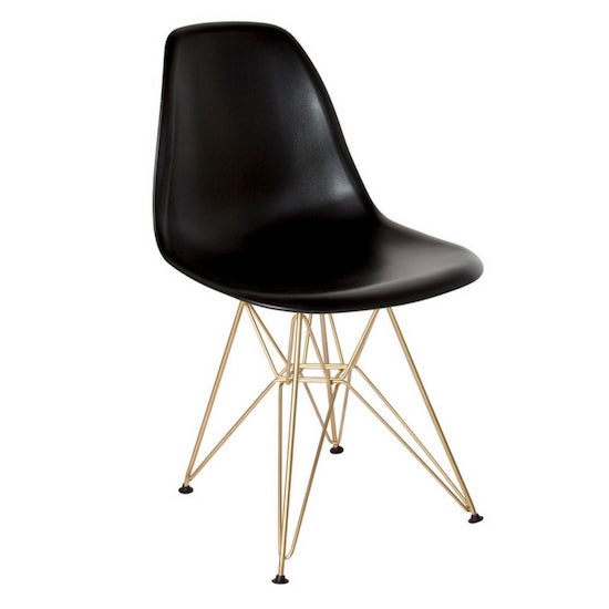 Adult Eiffel Chair - Black
