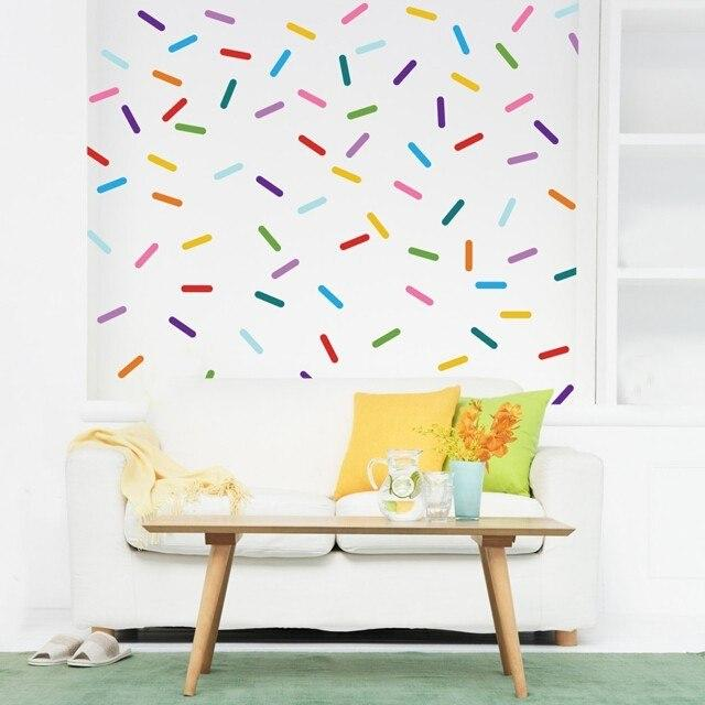 Urban Walls Confetti Sprinkle Packs Wall Decal | kids at home