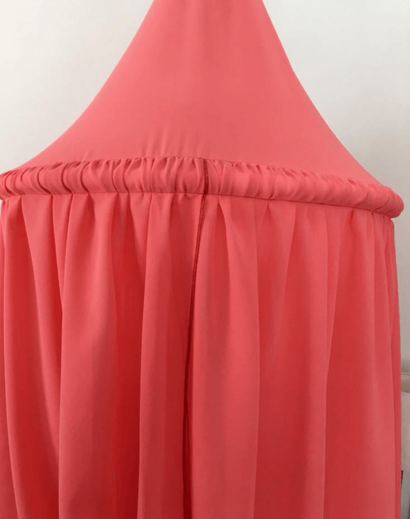 Babilles & Babioles Dome Canopy - Coral  | kids at home