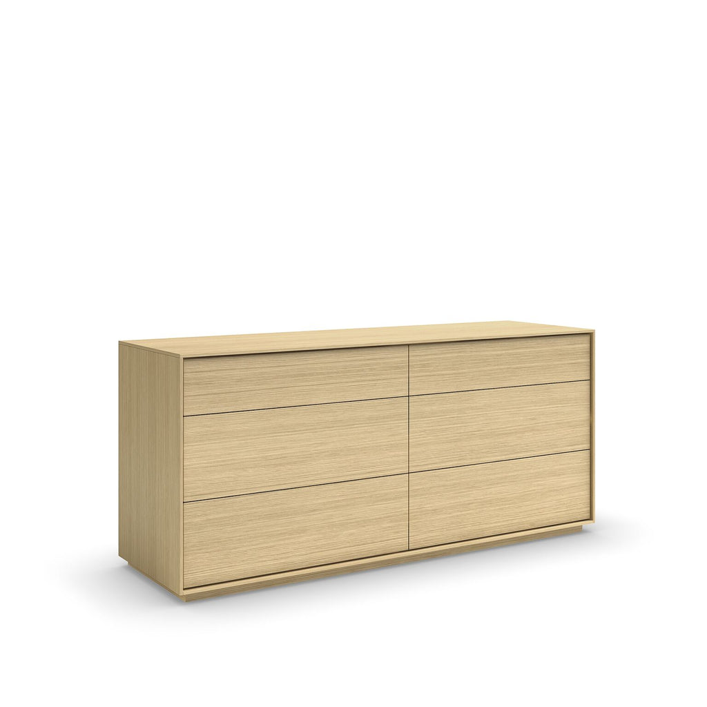 Mobican | Azura Double Dresser (6 Drawers)