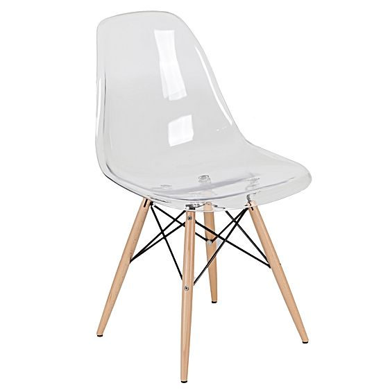 Eiffel Chair - Clear