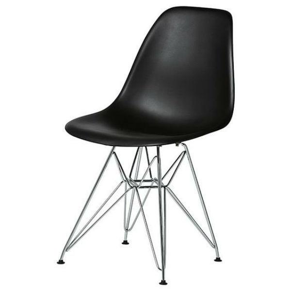 Kids Eiffel Chair - Black