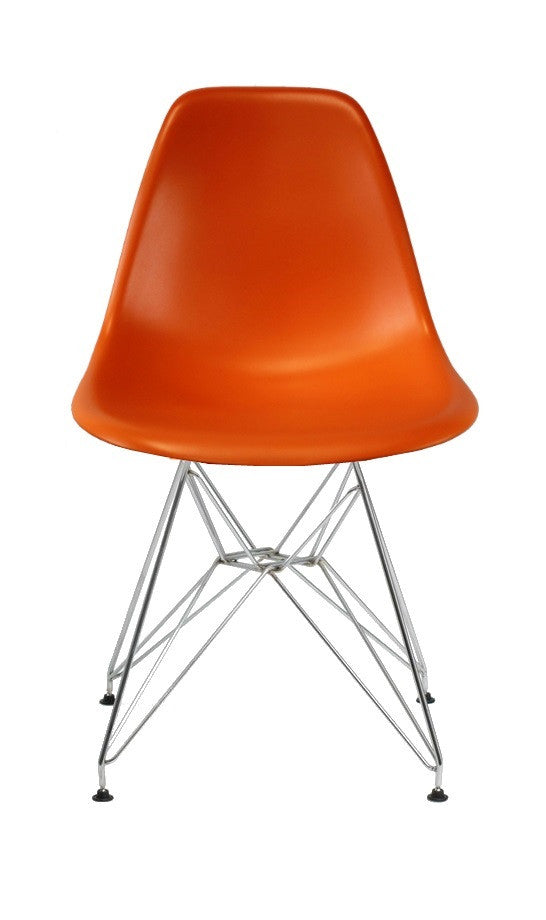 Kids Eiffel Chair - Orange