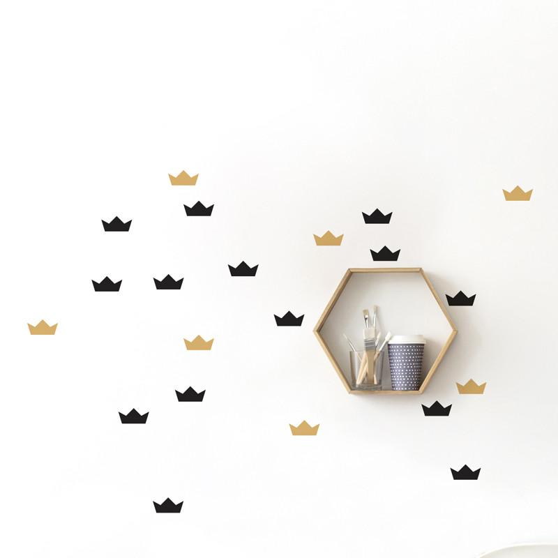 Pointy Hats Wall Stickers