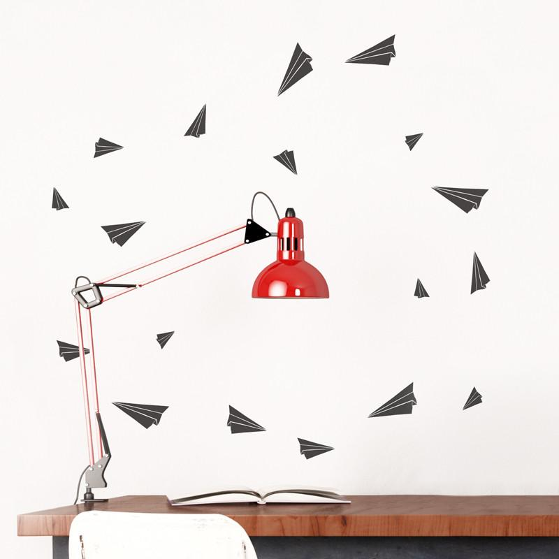 Floating On Air Wall Stickers